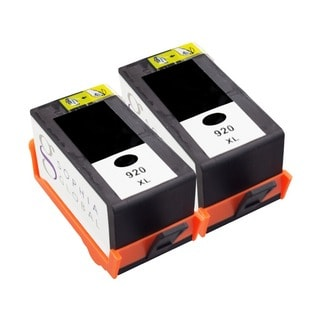 Sophia Global HP 920XL Remanufactured Ink Cartridge Replacements (Pack of 2)