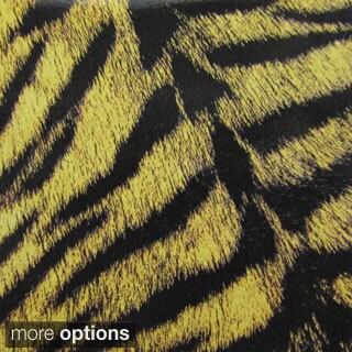 Cheetah Print Ceramic Wall Tiles (Pack of 20) (Samples Available)