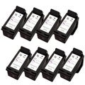 Sophia Global HP 96 Remanufactured Black Ink Cartridge Replacements (Pack of 8)