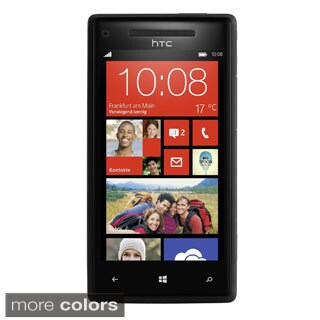 HTC 8X 16GB Verizon GSM Unlocked 4G LTE Windows 8 OS Cell Phone