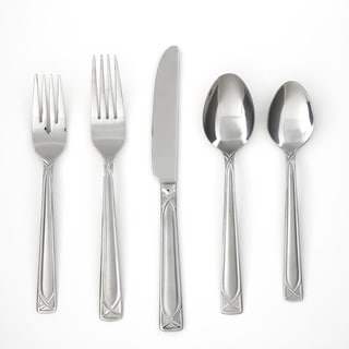 Cambridge 'Crossroad' 60-piece Flatware Set