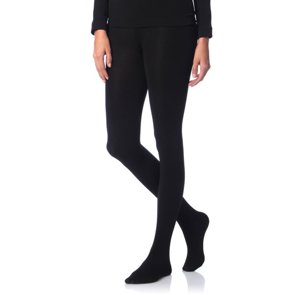 Juniors Small Fleece-lined Tights