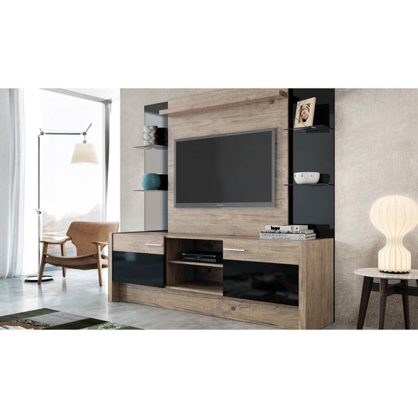 Manhattan Comfort Morning Side Entertainment Center 12495007