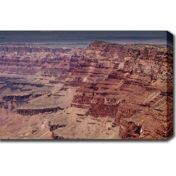 'Wonder of the World, Grand Canyon' Canvas Art