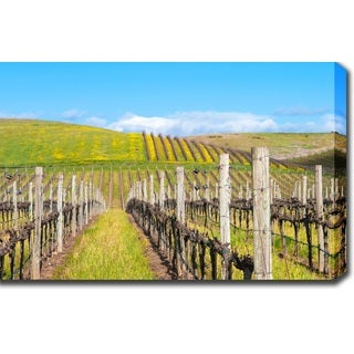 'Napa' Canvas Art