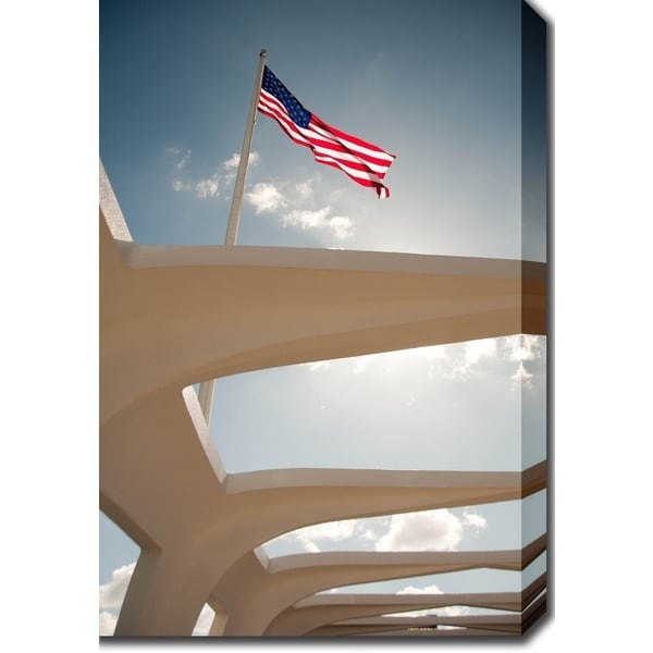 'Pearl Harbor' Canvas Art
