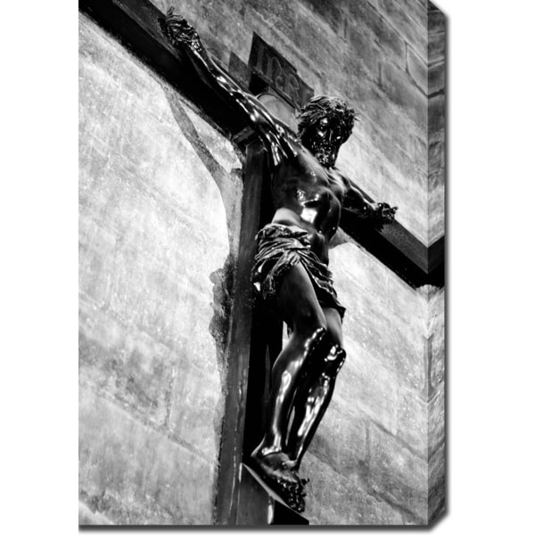 'Crucifixion of Jesus' Canvas Art