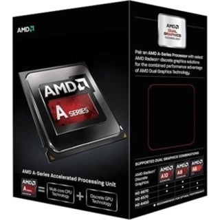 AMD A10-7850K Quad-core (4 Core) 3.70 GHz Processor - Socket FM2+