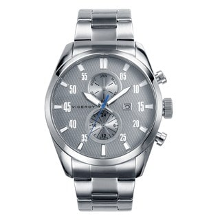 Viceroy Men's Dual Time Date Month Watch