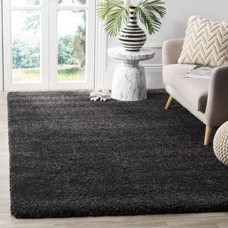 Safavieh Milan Shag Dark Grey Rug (3' x 5')