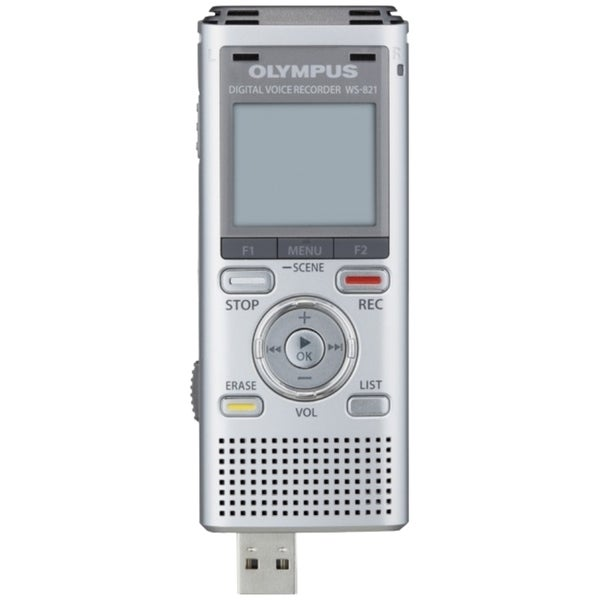 Olympus WS-821 2GB Digital Voice Recorder