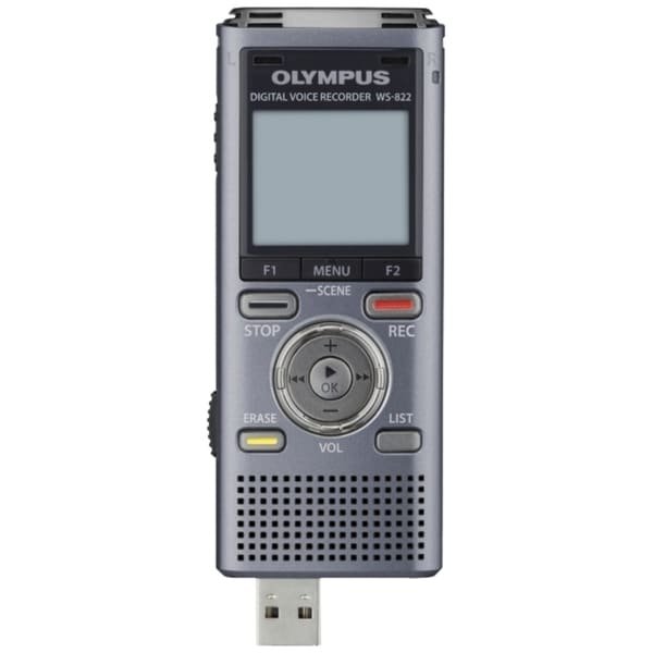 Olympus WS-822 4GB Digital Voice Recorder