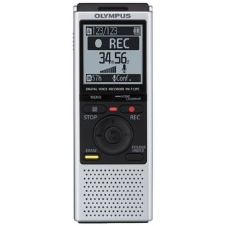 Olympus VN-722PC 4GB Digital Voice Recorder