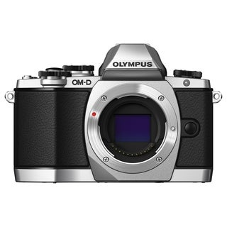 Olympus OM-D E-M10 16.1 Megapixel Mirrorless Camera Body Only - Black