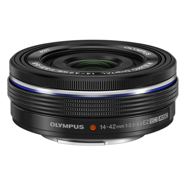 Olympus M.Zuiko 14 mm - 42 mm f/3.5 - 5.6 Zoom Lens for Micro Four Th