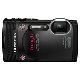 Olympus Tough TG-850 16 Megapixel Compact Camera - Black