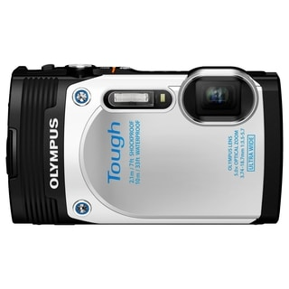Olympus Tough TG-850 16 Megapixel Compact Camera - 3.74 mm - 18.70 mm