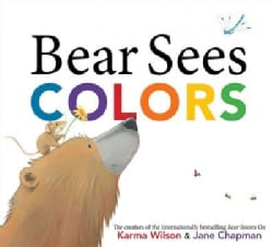 Bear Sees Colors (Hardcover)