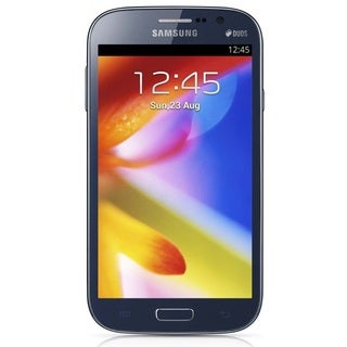 Samsung Galaxy Grand I9082 GSM Unlocked Dual-SIM Blue Android 4.1 Phone