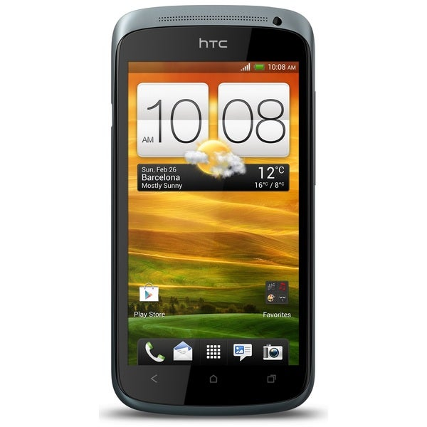 HTC One S Ville Unlocked GSM Grey Android Phone (Refurbished)