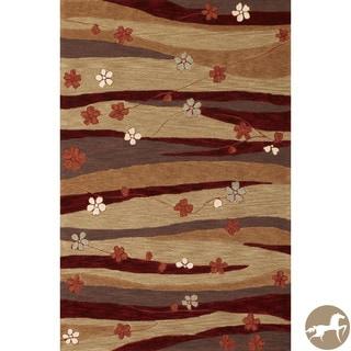 Hand-tufted Christopher Knight Home Jewel Springtime Area Rug (5' x 7'6)