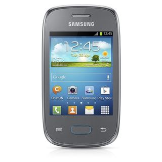 Samsung Galaxy Pocket Neo S5310 Unlocked GSM Silver Android Cell Phone