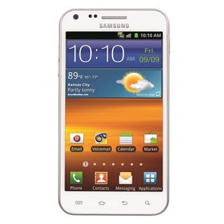 Samsung Galaxy S2 Epic 4G D710 Sprint CDMA White Android Phone
