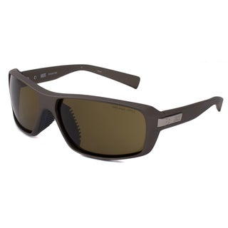 Nike Men's Mute AF Wrap Sunglasses