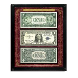 American Coin Treasures Motto-No Motto Currency Collection