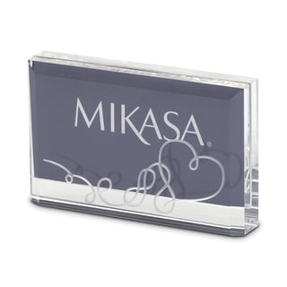 Mikasa Love Story 4 x 6-inch Photo Frame