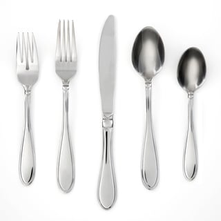 Cambridge Evanston 45-piece Flatware Set