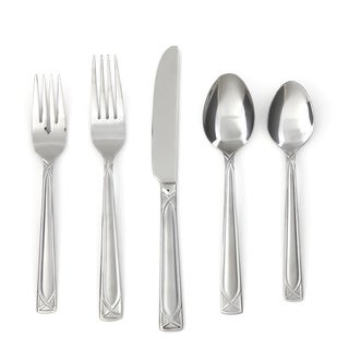 Cambridge Crossroad 45-piece Flatware Set