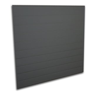 Proslat Charcoal 16 square foot Heavy Duty Slatwall Organizer