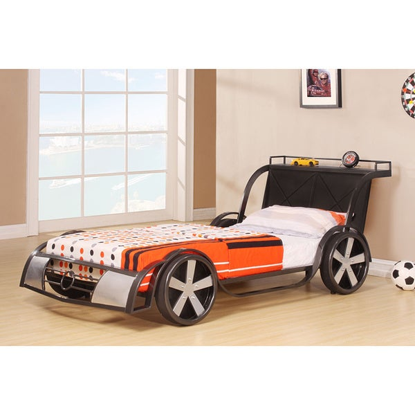 Youth Twin Car Bed Overstock Shopping Great Deals on