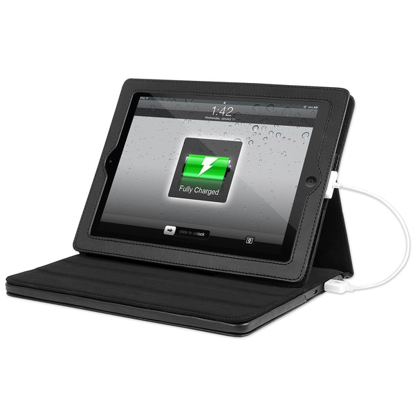 Innovative Technology iPad/ 10-inch Tablet Rechargeable Power Case