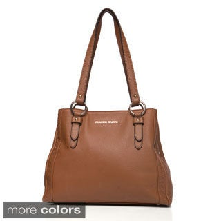Franco Sarto Karina Dublin Leather Tote