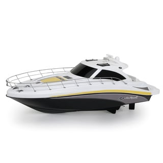 New Bright 18-inch Sea Ray Black RC FF Boat