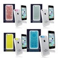Van D LED Flashing Light up Hard Cover Case for Apple� iPhone 5C