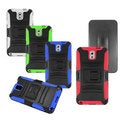 BasAcc Side Stand Case with Holster for Samsung Galaxy Note 3