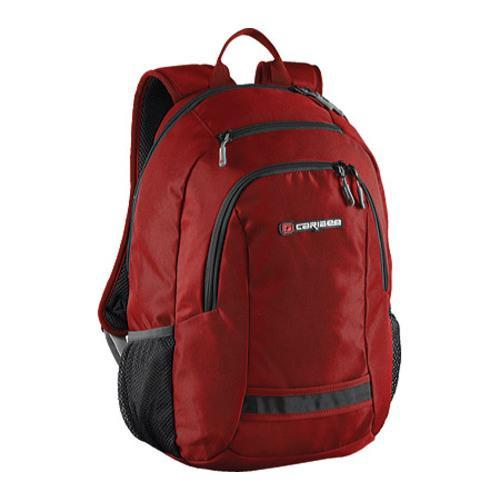 Caribee Nile 15.4in Laptop Day Pack Red
