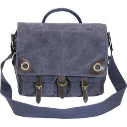 Ducti Blue Angel Laptop Messenger Bag Blue