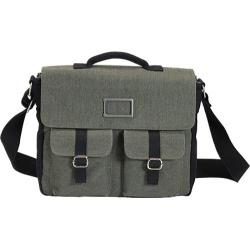 Ducti Ft. Worth Laptop Messenger Bag Black