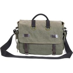 Ducti Miramar Laptop Messenger Bag Green