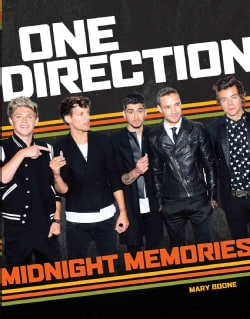 One Direction: Midnight Memories (Paperback)