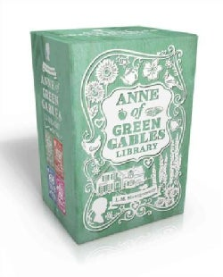 Anne of Green Gables Library: Anne of Green Gables / Anne of Avonlea / Anne of the Island / Anne's House of Dreams (Paperback)