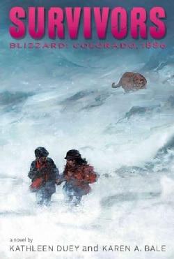 Blizzard: Colorado, 1886 (Hardcover)
