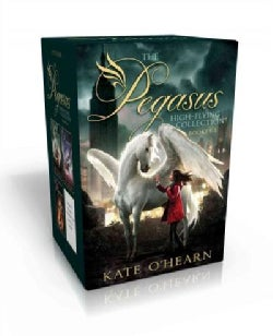 The Pegasus High-Flying Collection: The Flame of Olympus / Olympus at War / The New Olympians / The Origins of Ol... (Hardcover)