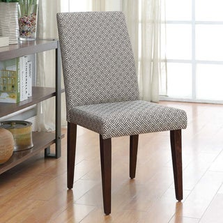 Deluxe Parson Dining Chair (Set of 2)
