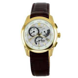 Citizen Men's BL8006-07A Calibre 8700 Gold Watch