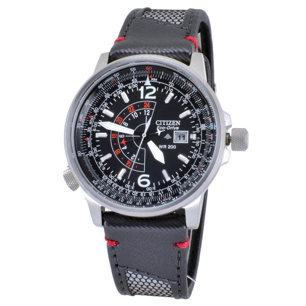 Citizen Men's BJ7017-09E Nighthawk Promaster Grey Watch